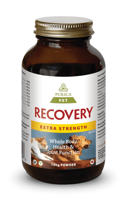 Purica: Recovery SA (For PETS) Extra Strength