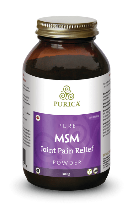 Purica: Pure MSM Powder