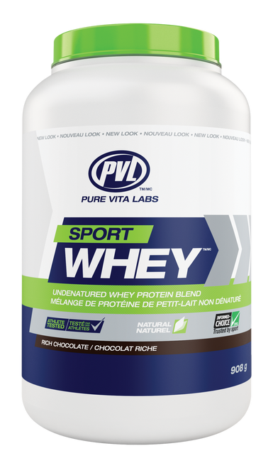 PVL Sport Whey - Rich Chocolate (908g)
