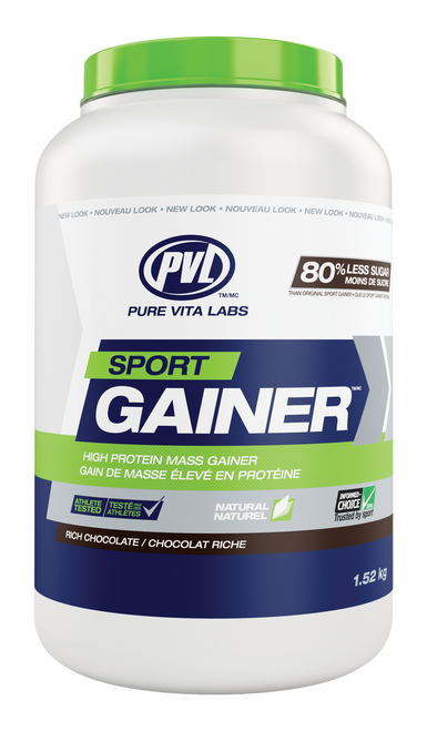 PVL Sport Gainer - Rich Chocolate (1.52kg)