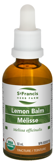 St. Francis: Lemon Balm (50ml)