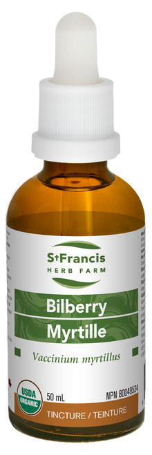St. Francis: Bilberry (50ml)