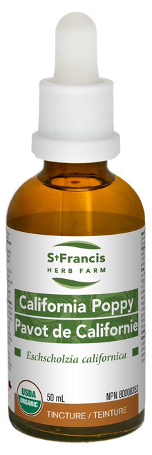 St. Francis: California Poppy (50ml)