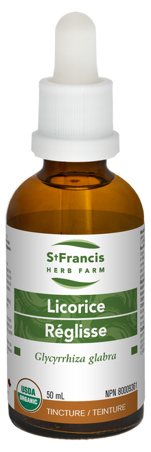 St. Francis: Licorice (50ml)