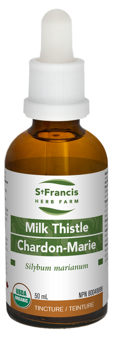 St. Francis: Milk Thistle (50ml)