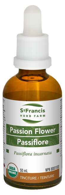 St. Francis: Passion Flower (50ml)