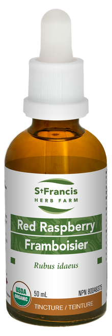 St. Francis: Red Raspberry (50ml)