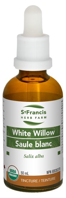 St. Francis: White Willow (50ml)