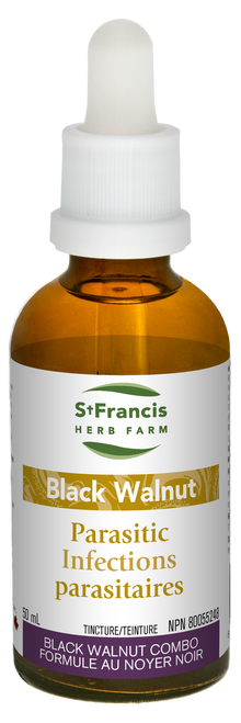 St. Francis: Black Walnut (50ml)