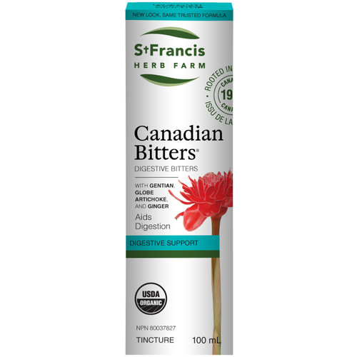 St. Francis: Canadian Bitters