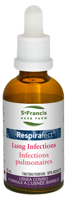 St. Francis: Respirafect (50ml)