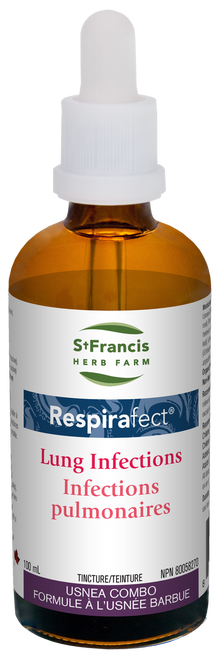 St. Francis: Respirafect (100ml)