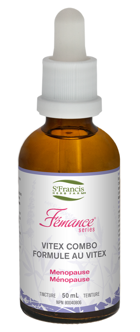 St. Francis: Femance Vitex Combo (50ml)