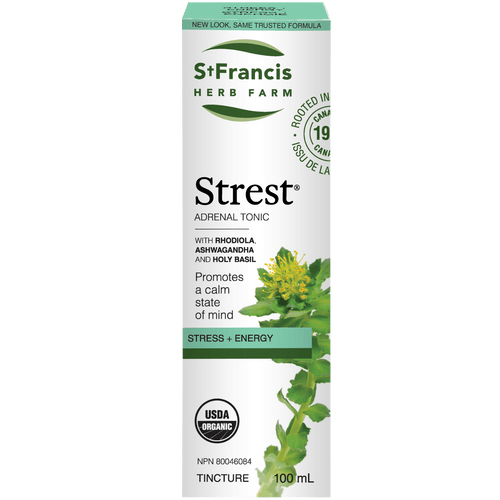 St. Francis: Strest (100ml)