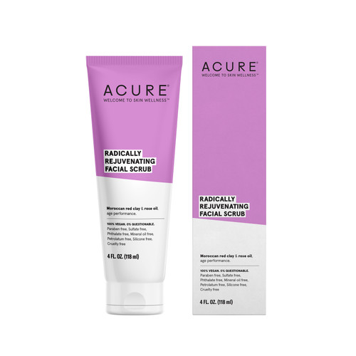 Acure: Radically Rejuvenating - Facial Scrub (118ml)