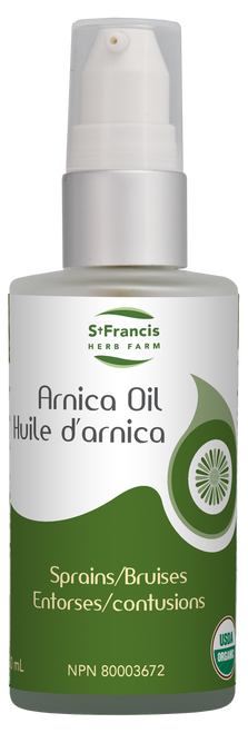 St. Francis: Arnica Oil (50ml)