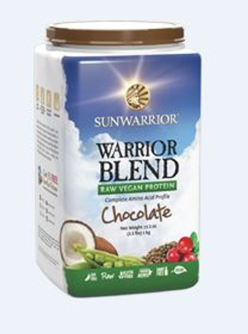 Sunwarrior: Warrior Blend - Chocolate (750g)