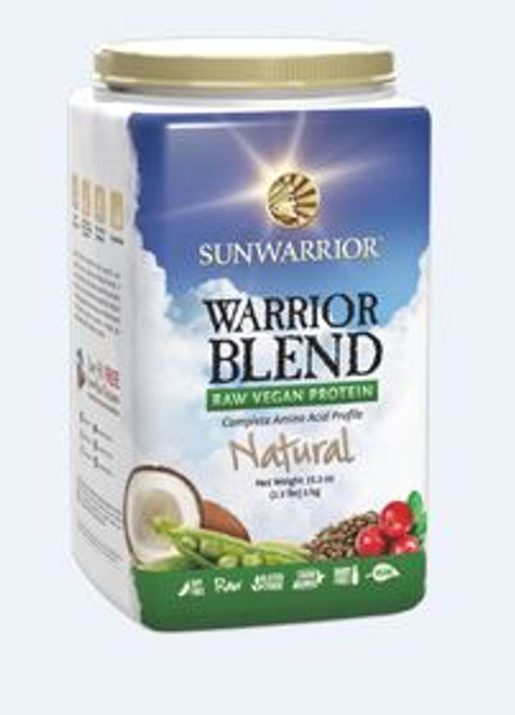 Sunwarrior: Warrior Blend - Natural (750g)