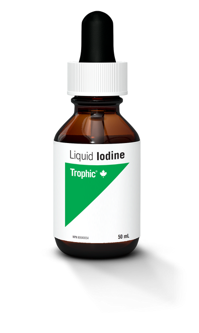 Trophic: Liquid Iodine