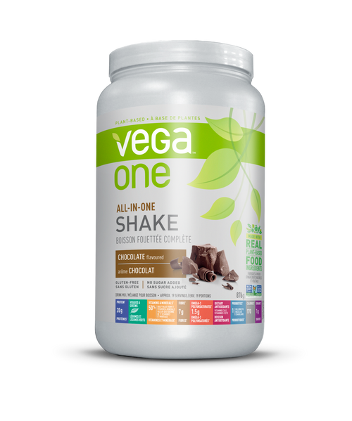 Vega: Vega One All in One Shake - Chocolate (876g)
