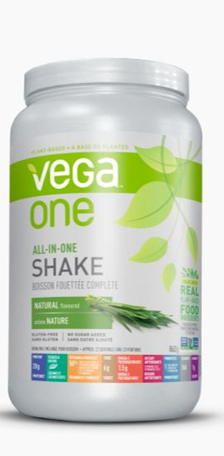 Vega: Vega One All in One Shake - Natural (862g)
