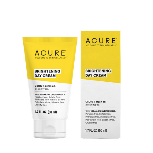Acure: Brilliantly Brightening Day Cream (50ml)