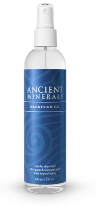 Ancient Minerals: Magnesium Oil Spray (237ml)
