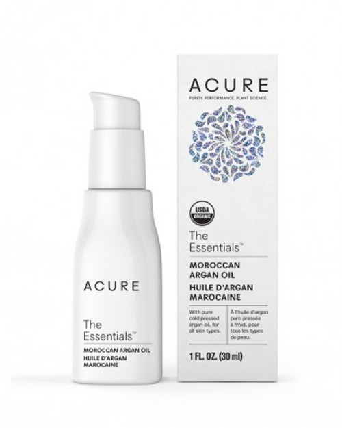 Acure: The Essentials Moroccan Argan Oil (30ml)