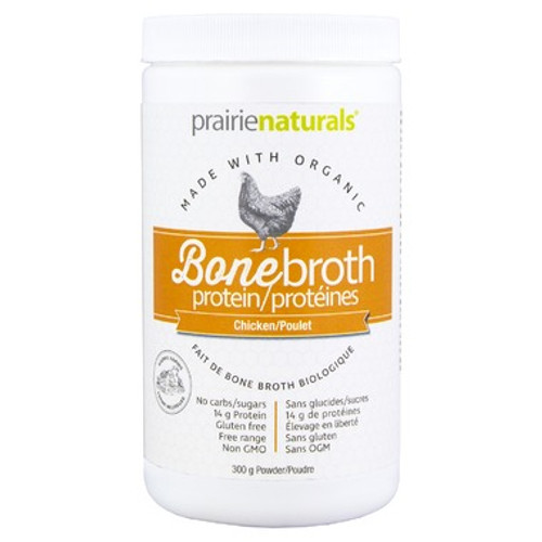 Prairie Naturals: Free Range Chicken Bone Broth (300g)