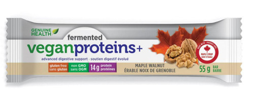 Genuine Health Fermented Vegan Proteins+ Maple Walnut 55g