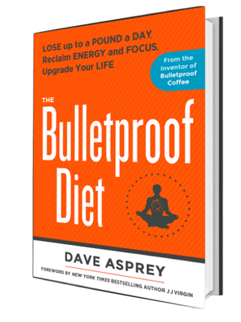 Bulletproof The Bulletproof Diet Book Each