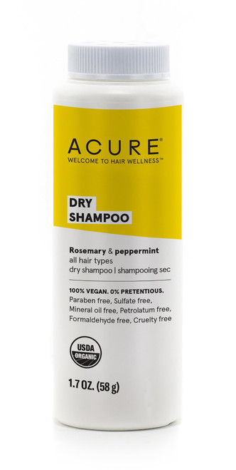 Acure: Dry Shampoo (for all hair types) (48g)
