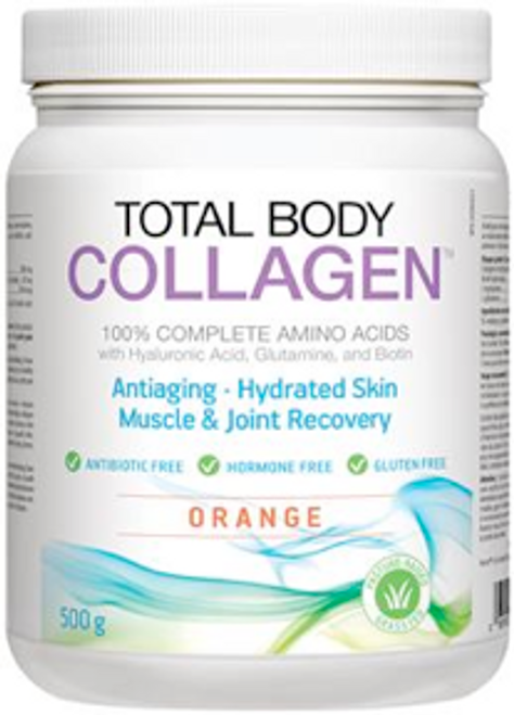 Total Body Collagen - Orange (500g)