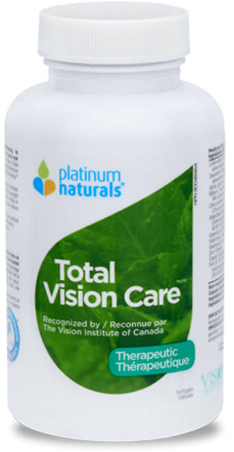 Platinum Naturals: Total Vision Care (30 Softgels)