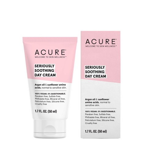 Acure: Seriously Soothing Day Cream