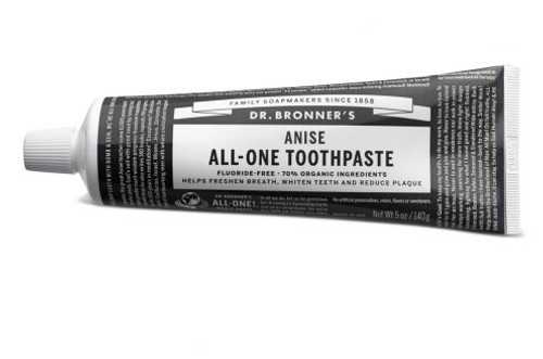 Dr. Bronner's Magic Soap: All One Toothpaste - Anise (140g)