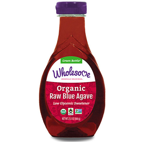 Wholesome: Organic Raw Blue Agave (240ml)