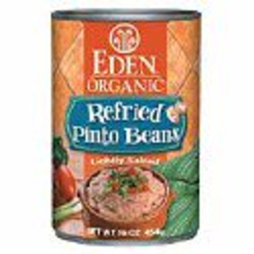 Eden: Organic Refried Pinto Beans (398ml)