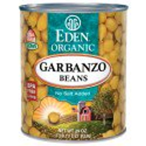 Eden: Organic Garbanzo Beans (796ml)