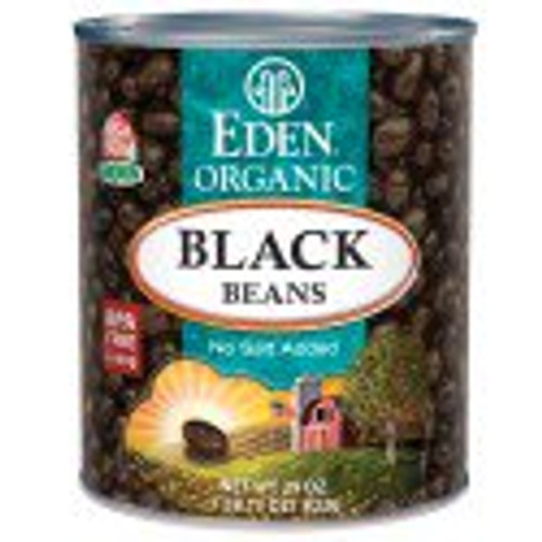 Eden: Organic Black Beans (796ml)