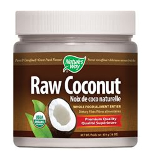 Nature's Way: Raw Coconut (454g)