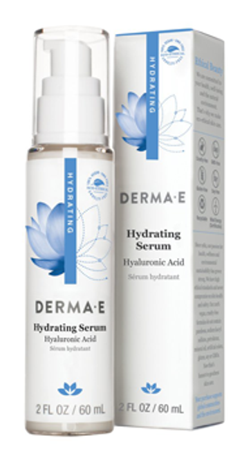 Derma E: Hydrating Serum with Hyaluronic Acid (60ml)