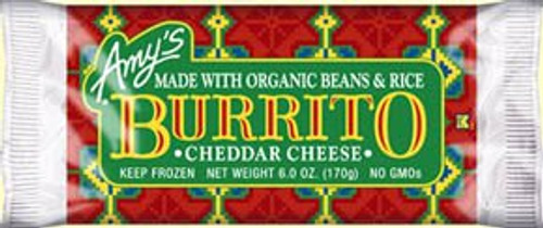 Amy's Kitchen: Bean & Cheese Burrito (170g)