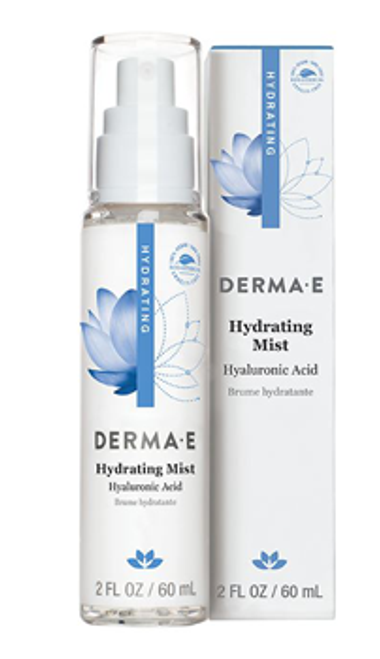 Derma E: Hydrating Mist with Hyaluronic Acid (60ml)