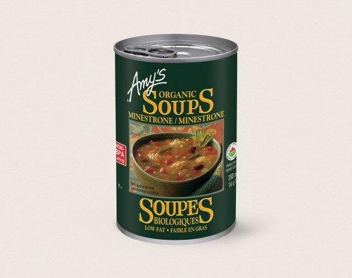 Buy Amy's Kitchen Minestrone Soup