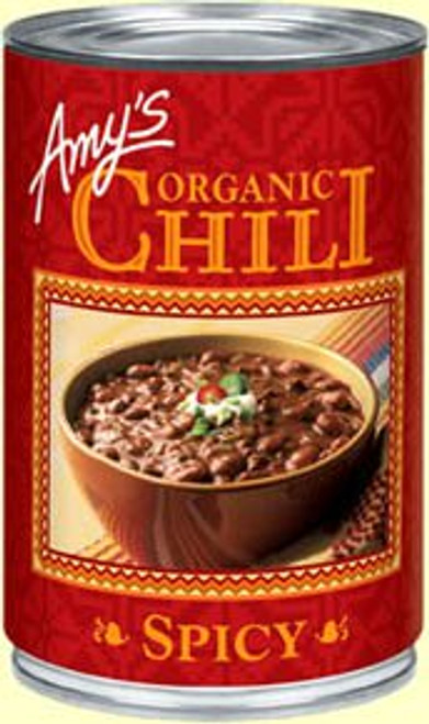 Amy's Kitchen: Organic Spicy Chili (398ml)