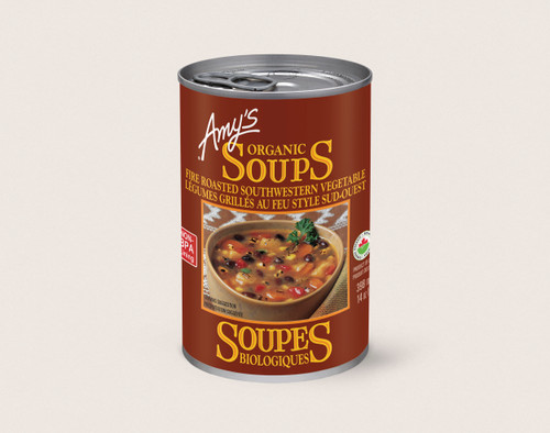 Amy's Kitchen: Fire Roasted Southwestern Vegetable Soup (398ml)