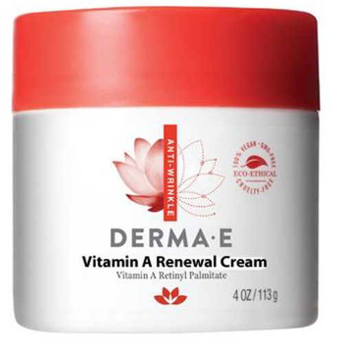 Derma E: Vitamin A Renewal Cream (113g)