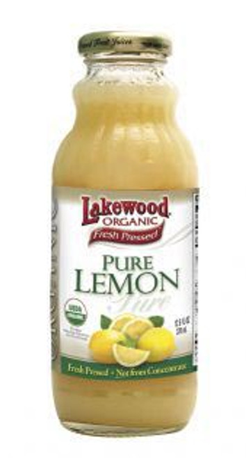 Buy Organic Pure Lemon from Lakewood (370ml)