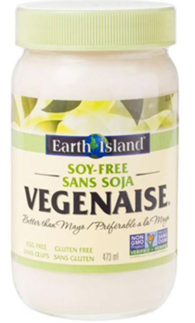 Earth Island: Vegenaise - Soy Free (473ml)